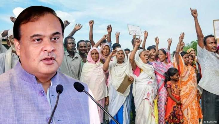 Assam to Form 'Population Army
